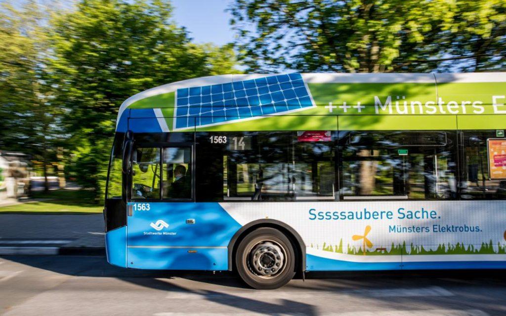 Bus in Münster