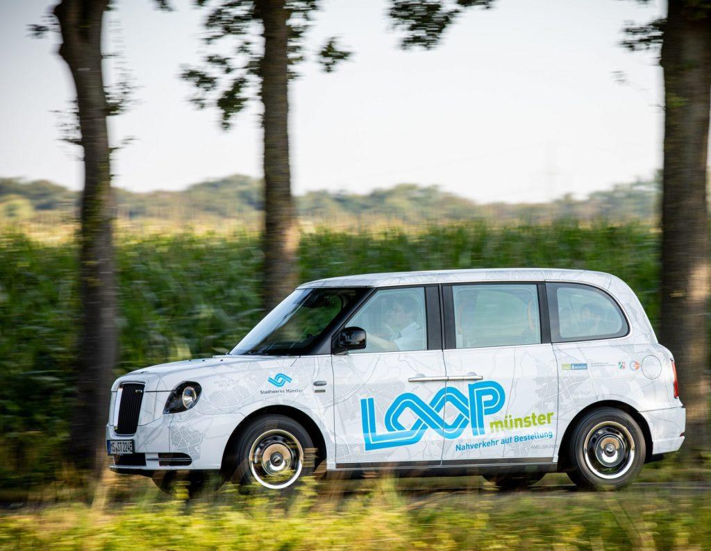 Loop Stadtwerke in Münster Auto